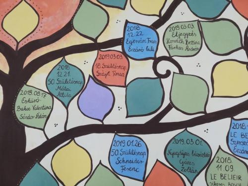 Az Életfa levelei különlegesek
